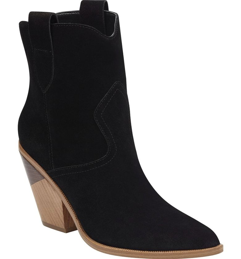 c930d372d4f6 Marc Fisher LTD Sobina Western Bootie (Women) at Nordstrom.com.  p A ...