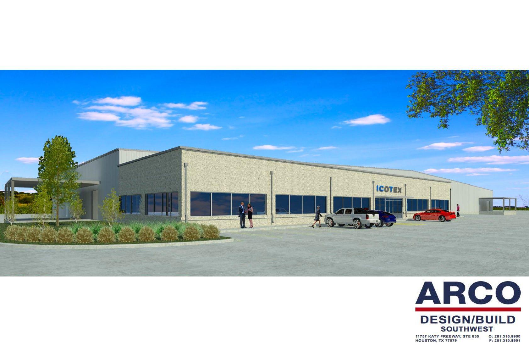 Mitsubishi Caterpillar to break ground on ICOTEX facility