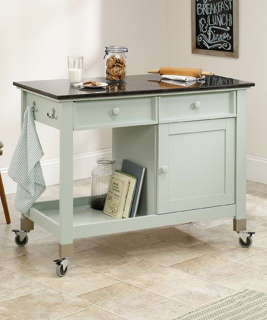 Cottage Mobile Kitchen Island in 2019 | For the Home ...