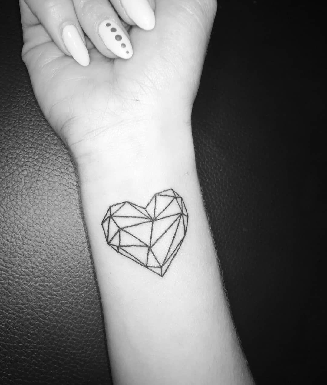Banditotattoo Polstattoo Pols Tattoo Abstract Lijnwerk