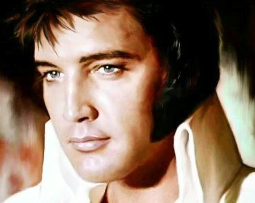 Elvis Presley By Melissa Patterson On Hunk A Hunk A Gorgeous