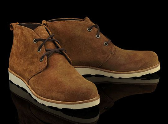 Dunderdon x Timberland Chukka Wedge | Wedge boots, Boots and ...