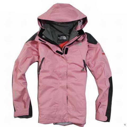 Womens The North Face Triclimate 3 In 1 Jacket Pink