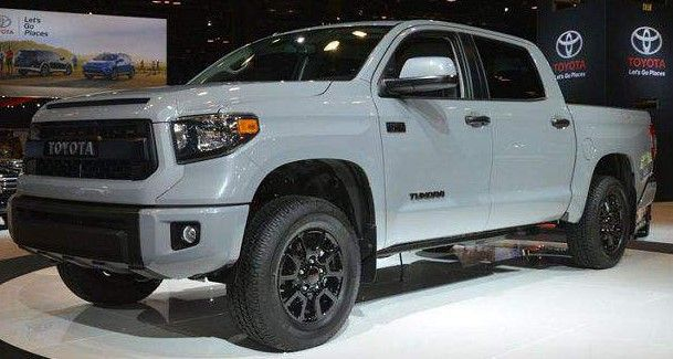 2019 Toyota Tundra Trd Pro Interior Sel Price Release Date Or Possibly Freshened 2018