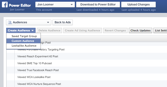 Website Custom Audiences: Target Visitors with Facebook Ads (Not FBX!)