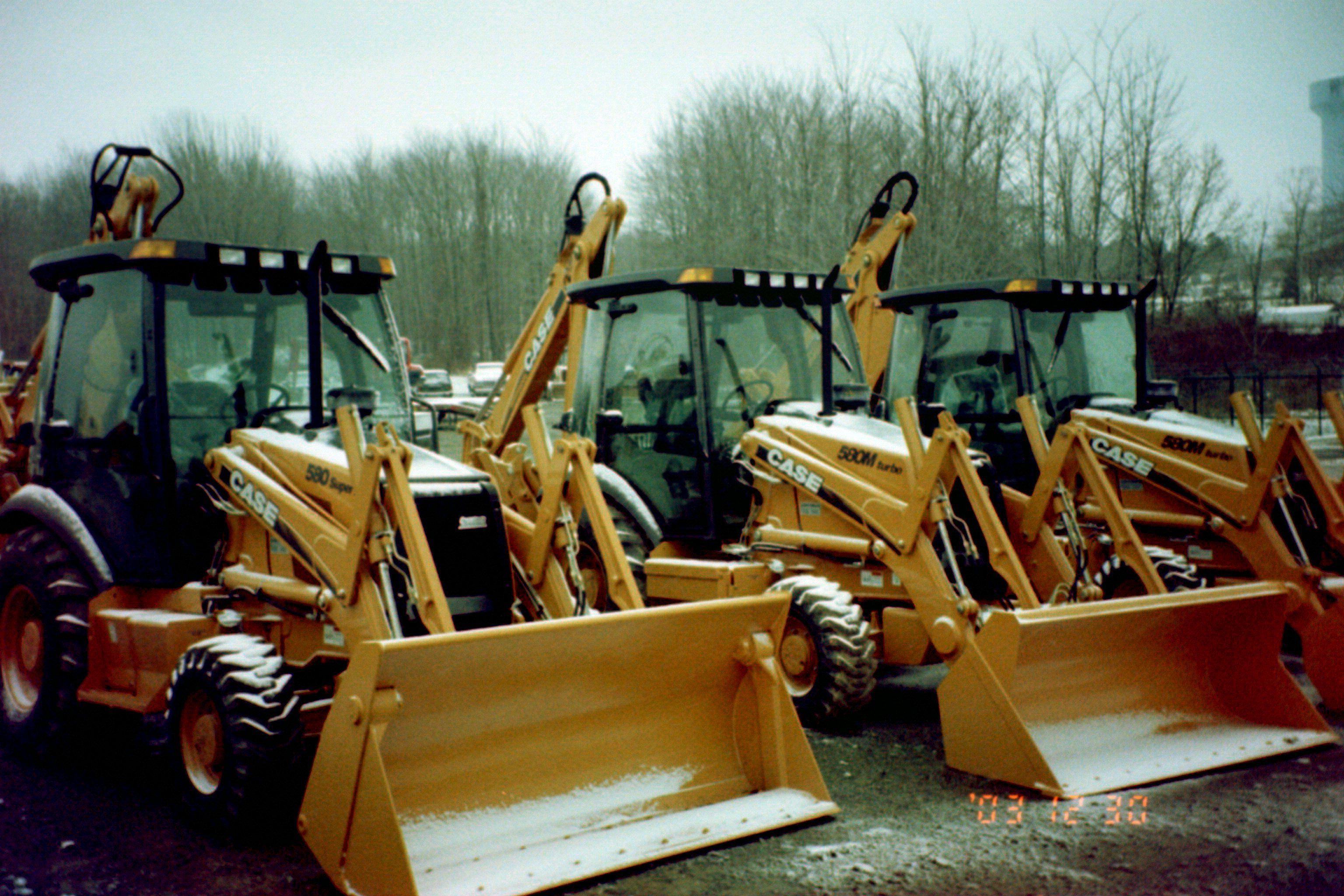 Case 580 backhoes in Erie,Pa | Case Construction equipment