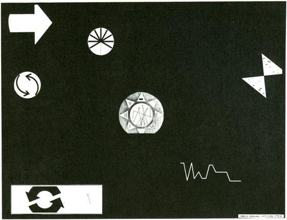 John Cageが1969年に発表した(図形)楽譜集、「Notations」 ここから全ページをスキャンしたpdfを閲覧できる。