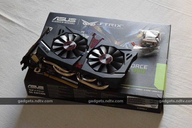 Nvidia GeForce GTX 960 Review: Asus Strix GTX960-DC2OC and