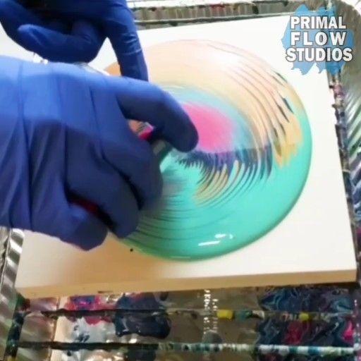 Primal Flow Paints