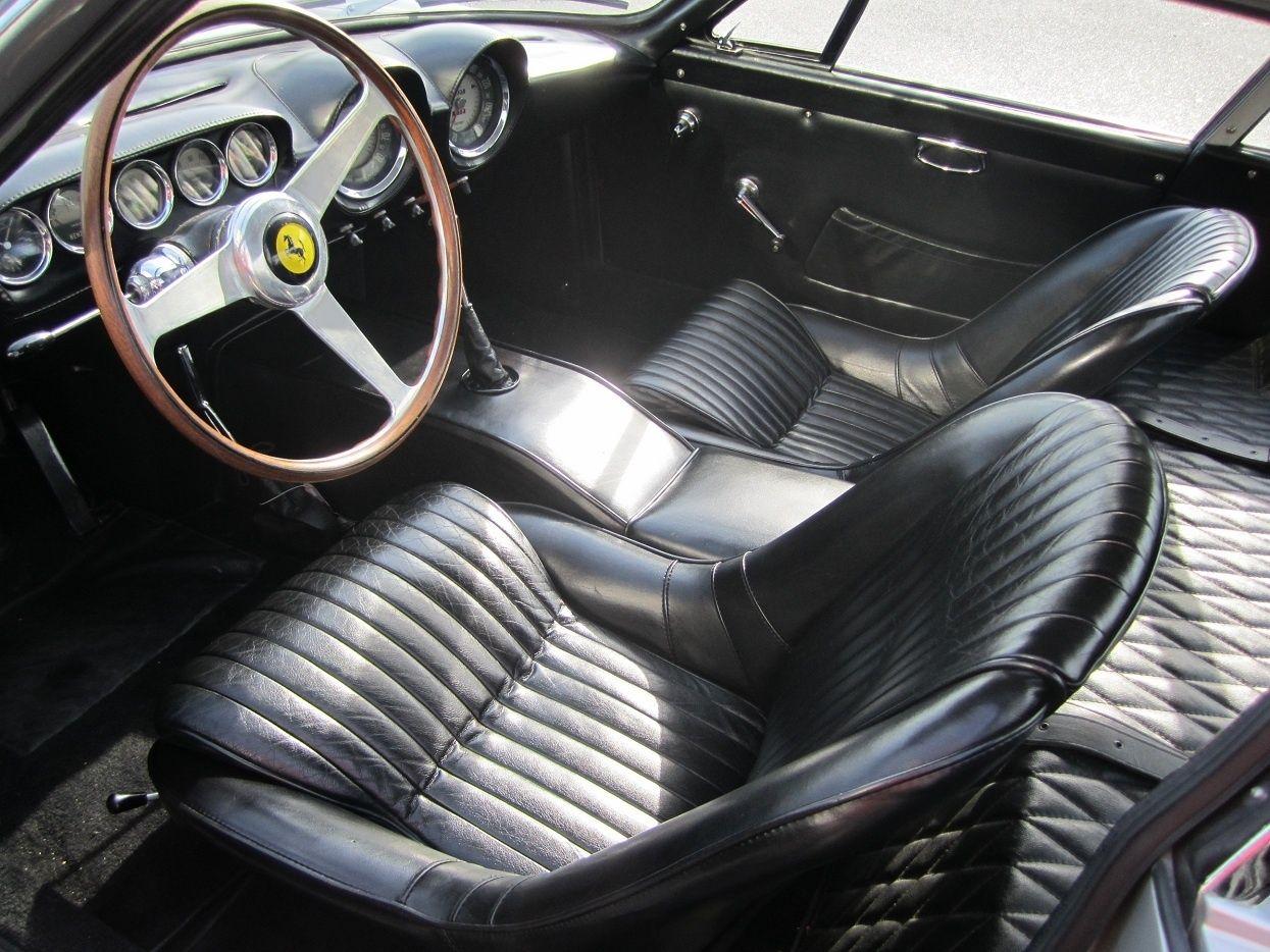 1963 ferrari 250 | classic driver market | alfo garage | pinterest