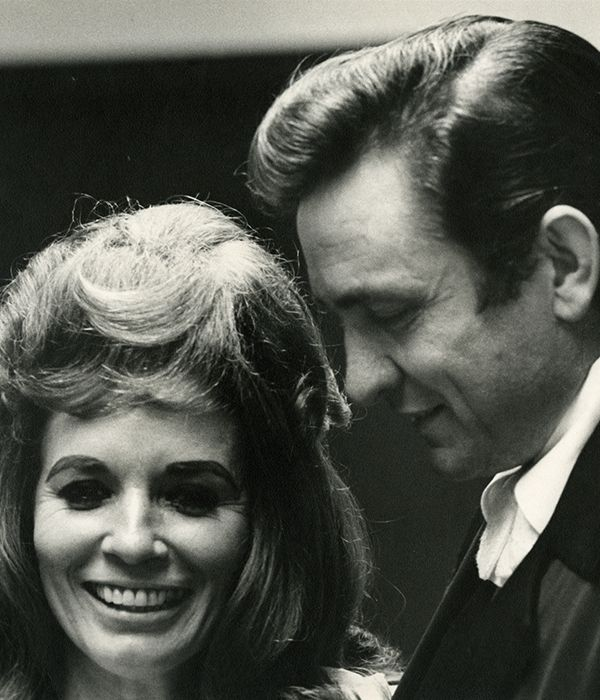 Johnny Cash and June Carter Cash Scrapbook: Epic Romance at Home | Country Outfitter Style