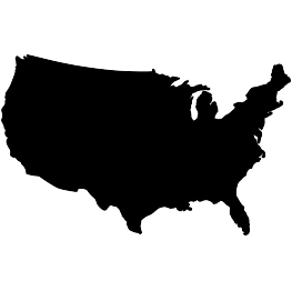 Us Map Vector Free