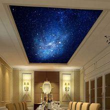 Freies Verschiffen Ktv Bar Universum Decke 3d Tapete Wohnzimmer