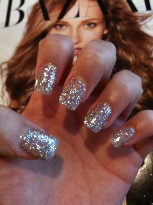 New Yet Old Hollywood Nails
