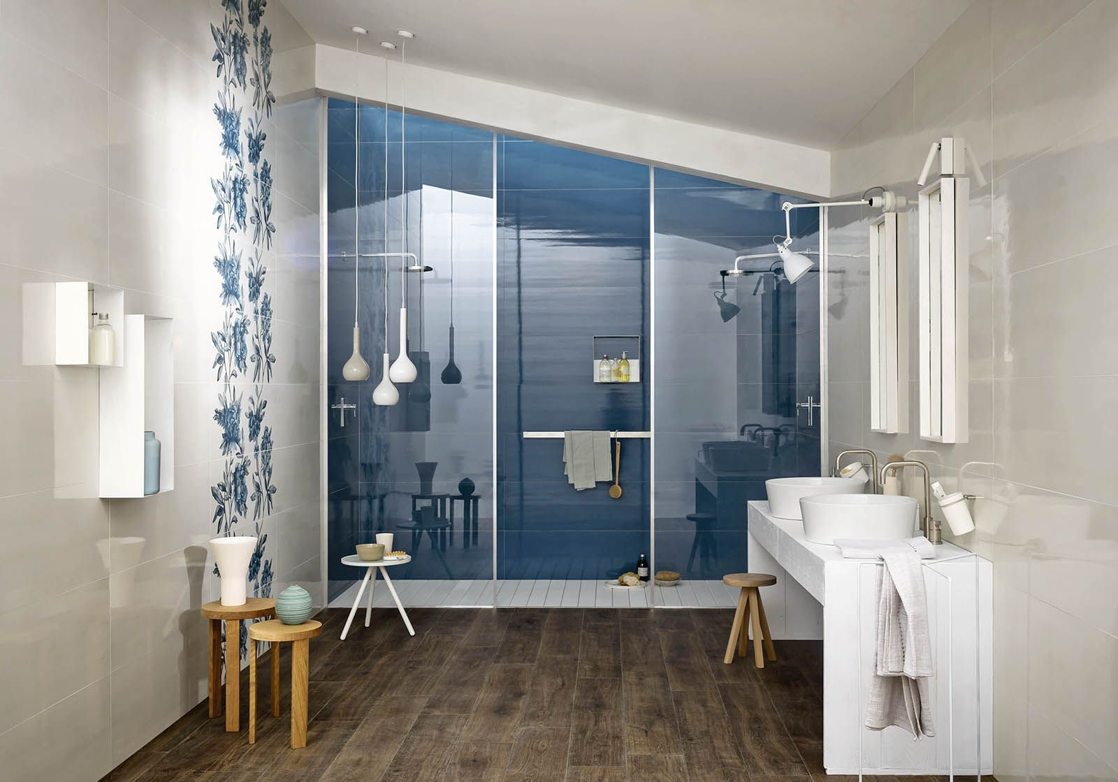 Imperfetto Ceramic Tiles For Bathroom Coverings Marazzi Home