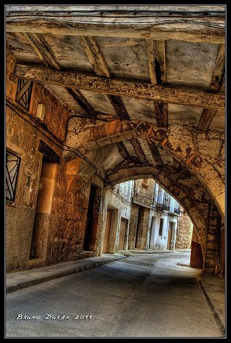 Portalet de Villanueva, Beceite Teruel (Matarranya) Aragón Spain | por Bruno Durán