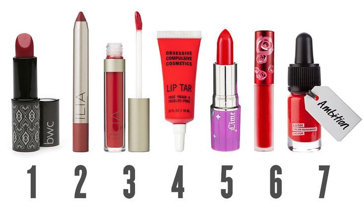7 red lipsticks you'll love for the holidays 7 red lipsticks you'll love for the holidays -  -