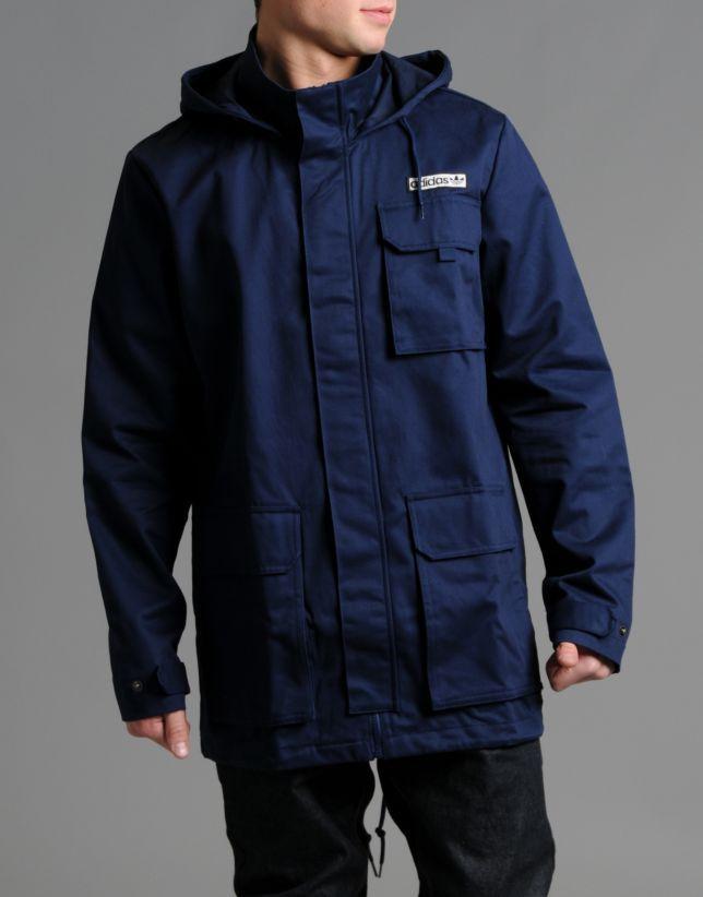 Adidas Originals Fishtail Parka | Ark clothing, Fishtail parka