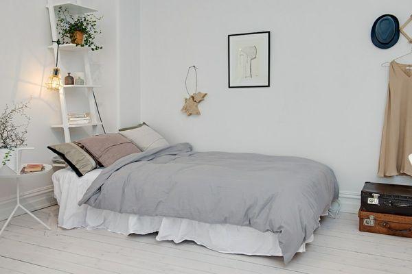 Schlafzimmer Ideen im skandinavischen Stil | Inneneinrichtung ...