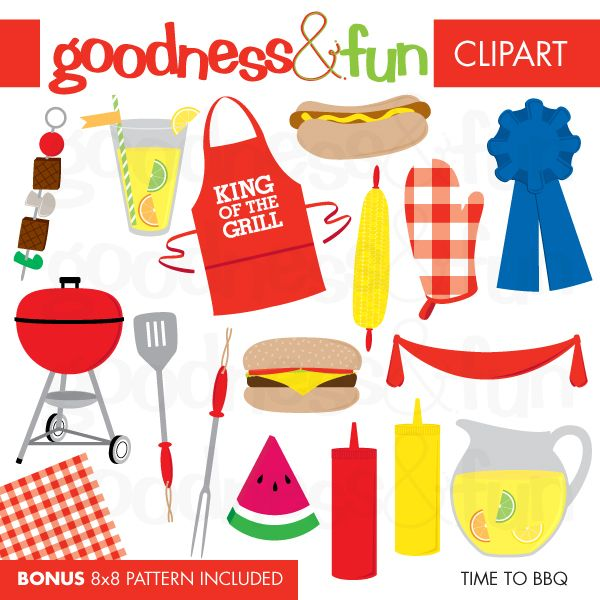 Time To BBQ! Lots of cookout and grilling fun this summer! Use ...