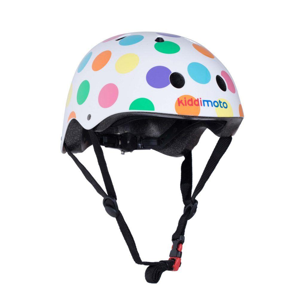 Pastel Dotty Bicycle Helmet Helmet Kids Helmets Bicycle Helmet