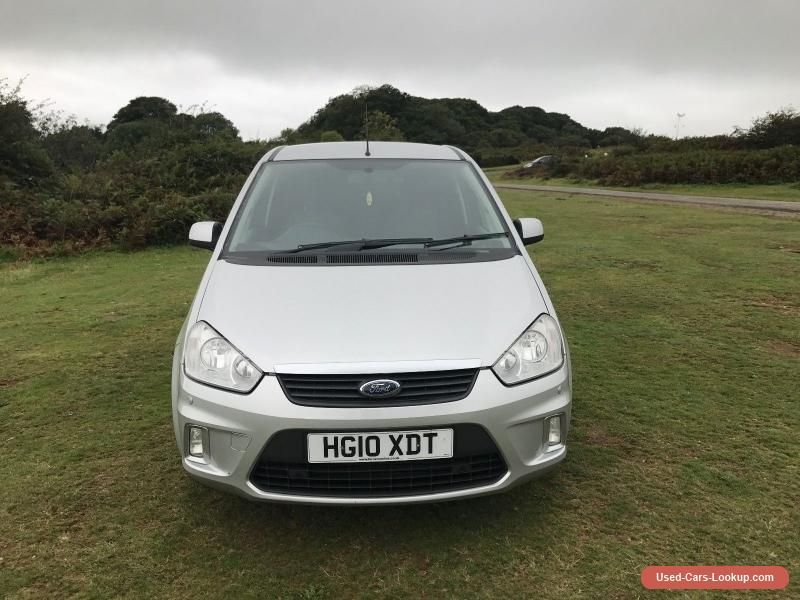 Ford C Max C Max Zetec 1 8 Tdci 2010 Ford Cmax Forsale