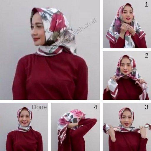 Job2gobackend Wanita Gaya Hijab Model Pakaian Hijab
