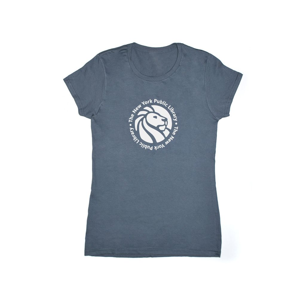 Get ready for Spring with our signature NYPL t-shirts!  Available in unisex and women's sizes.