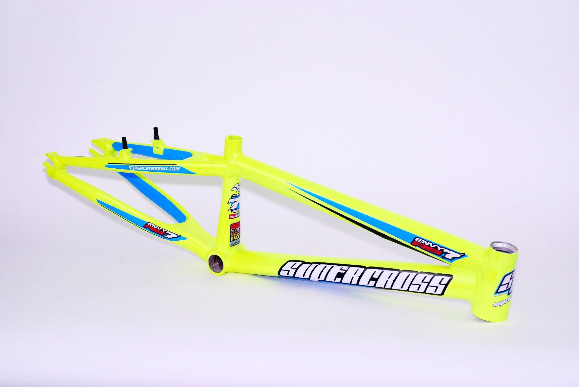 The ENVY Rs7 Triple Butted Aluminum BMX Race Frame | Products ...