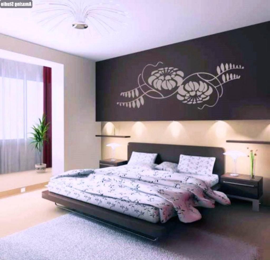 Schlafzimmer Ideen Wandgestaltung Dachschrage Bedroom Design