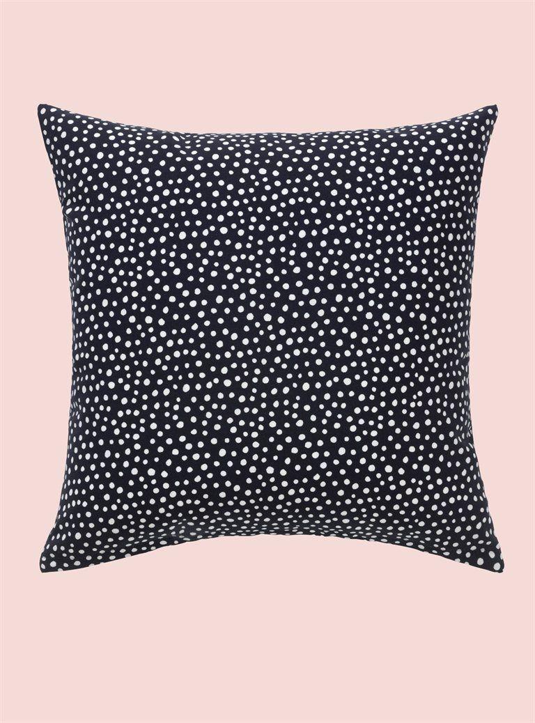 svarttall housse de coussin 4 99 50x50 cm 100 coton favorite places and. Black Bedroom Furniture Sets. Home Design Ideas