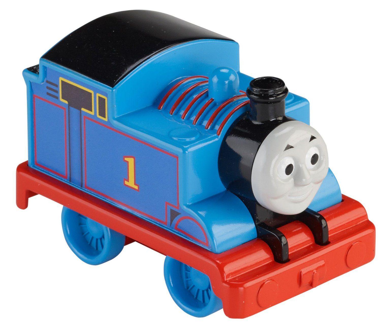 Fisher-Price My First Thomas The Train Push Along Thomas Engine ...
