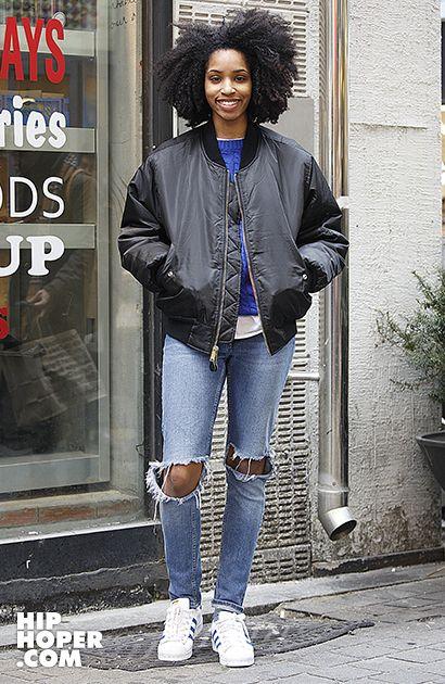 키라노블레스 > Street Fashion | 힙합퍼
