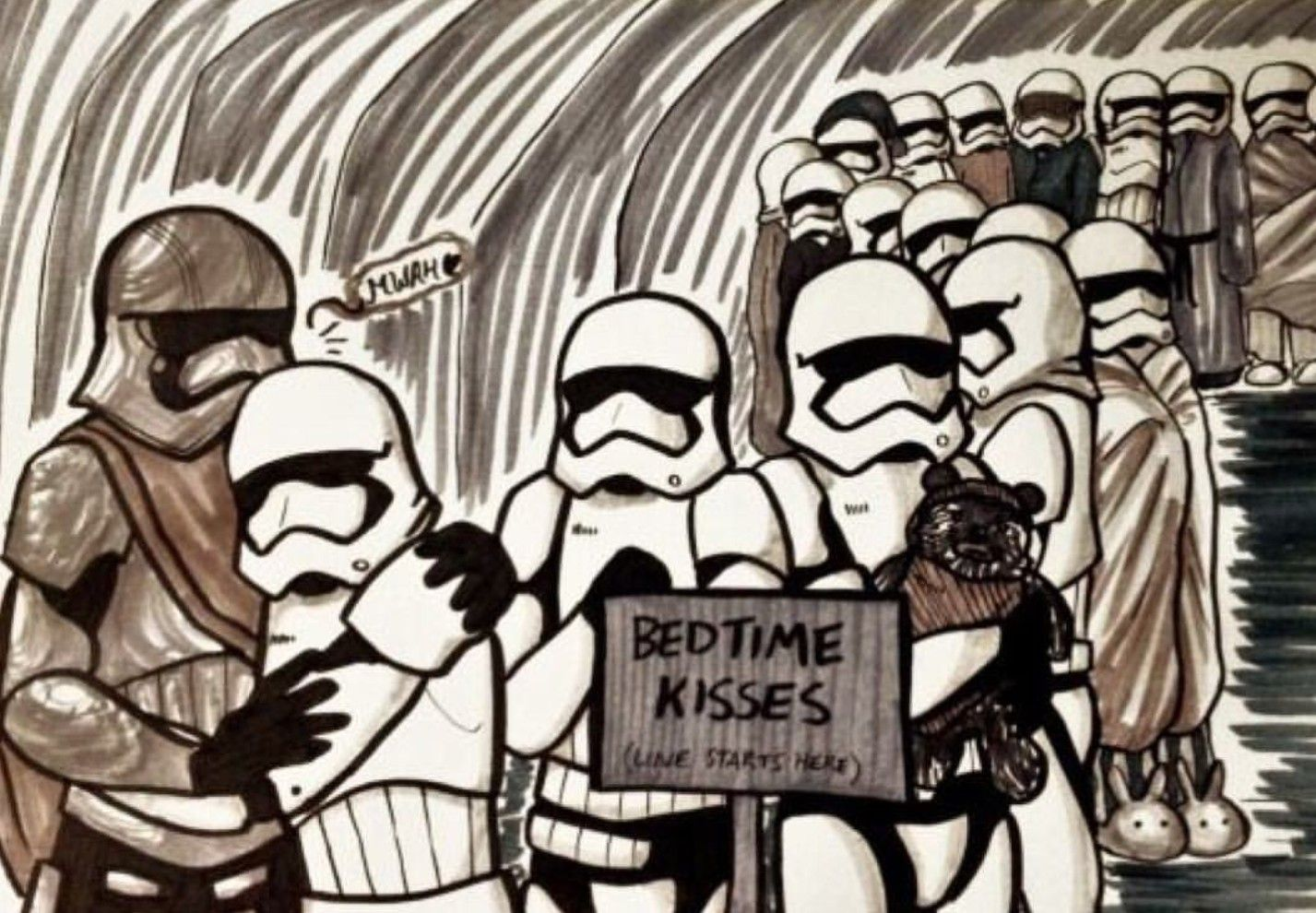 This is the best thing i 39 ve seen ever star wars pinterest star wars dessin star wars - Dessin star wars ...
