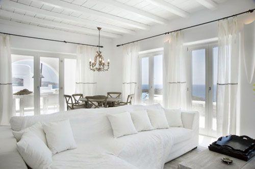 All White Design