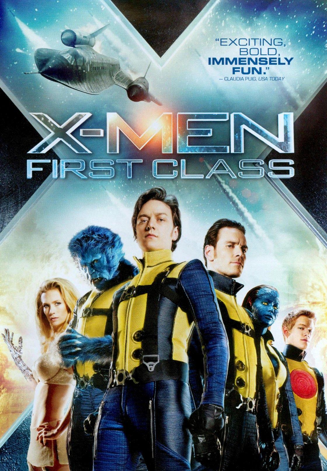 X Men First Class X Men Class Poster Good Movies