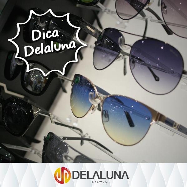 Faça do seu óculos um complemento do seu visual. E com os nossos modelos, não tem como ele ficar ruim!