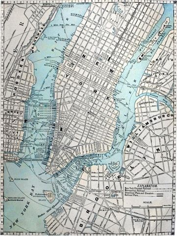 Pin by ellen moffatt on i have a crush on new york city pinterest view stock illustration of 1890 new york city world atlas find premium high resolution photos at getty images gumiabroncs Images