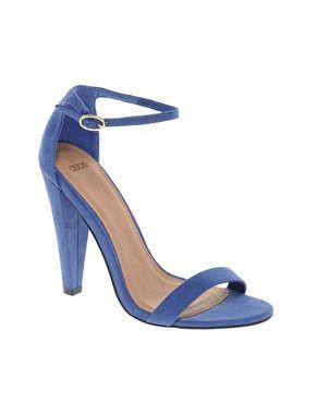 2323666570de Enlarge ASOS HOLLYWOOD Heeled Sandals