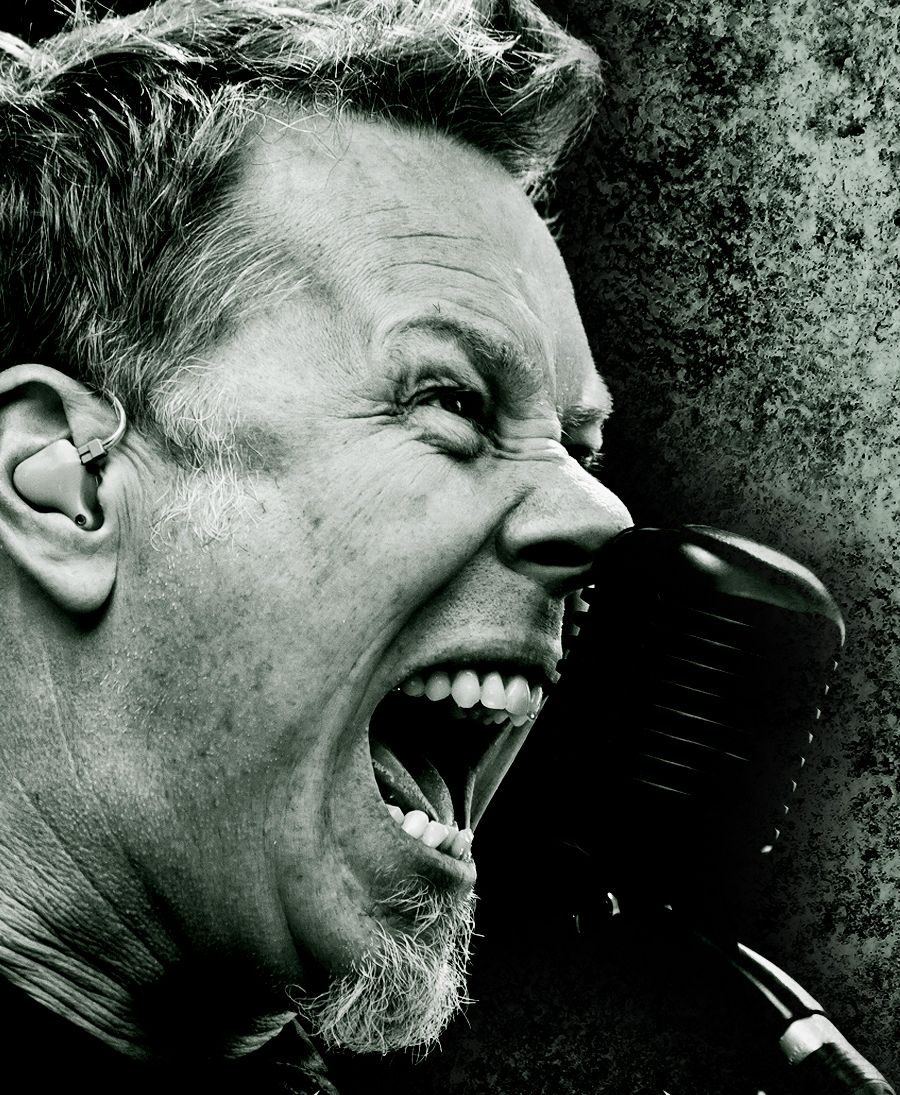james hetfield gear