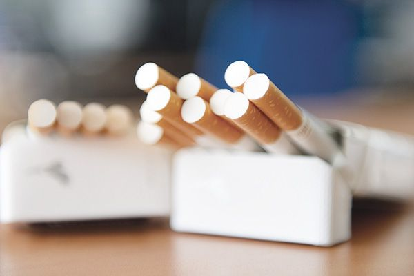 New Study. Nicotine isn't the most addictive drug in cigarettes.
