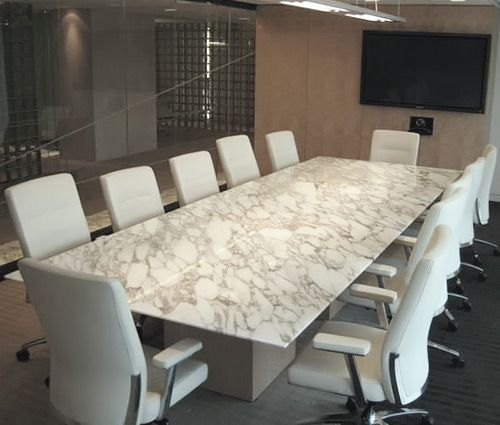 TABLES Archives Cool Offices Conference Rooms Pinterest - Marble conference table for sale