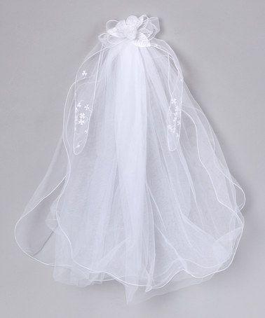 Shamrock Wedding Veil