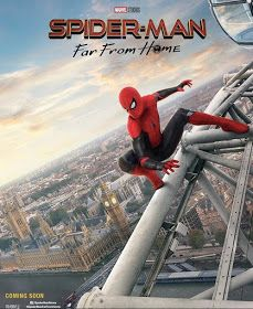 Spider-Man: Far From Home Posters | Avengers Movies | Spiderman