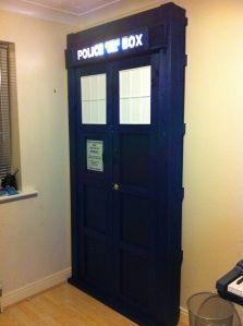 Coolest door ever.