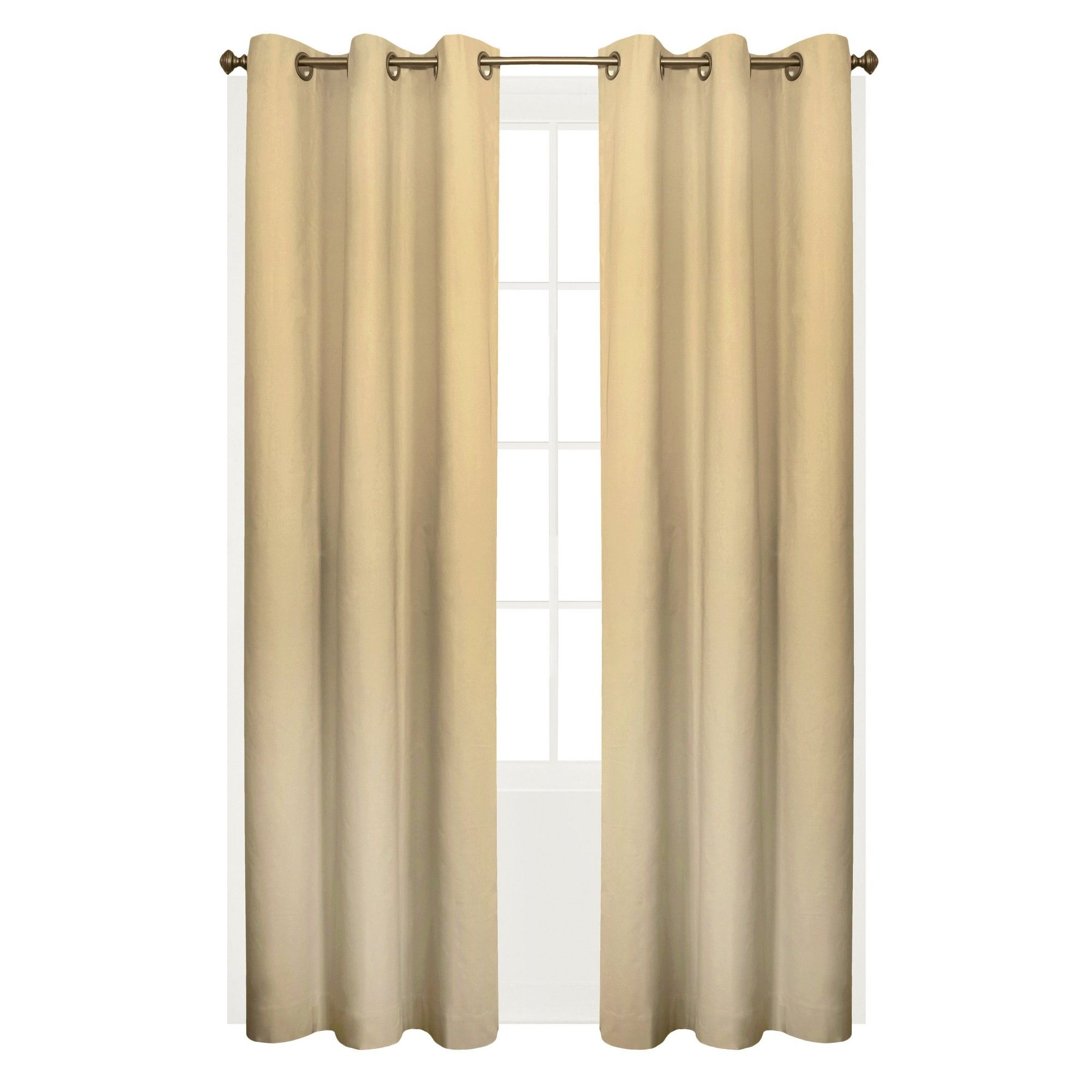 Weathermate Grommet Top Curtain Panel Pair