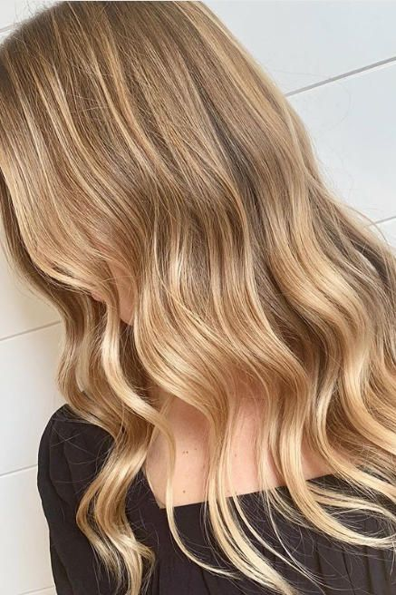 Wheat Blonde Is Every Indecisive Blonde's Perfect Hair Color for Fall 2019 Gallery