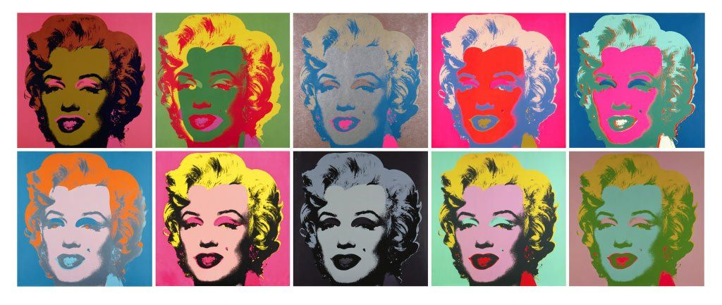 marilyn monroe andy warhol original portrait 1961 google zoeken art pinterest warhol. Black Bedroom Furniture Sets. Home Design Ideas