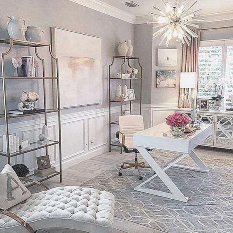 30 Gorgeous Glam Room Decoration Ideas glamroom