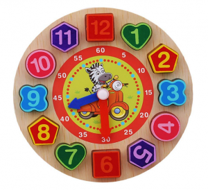 Clock For Child Presents 3 Year Old Daughter Gifts